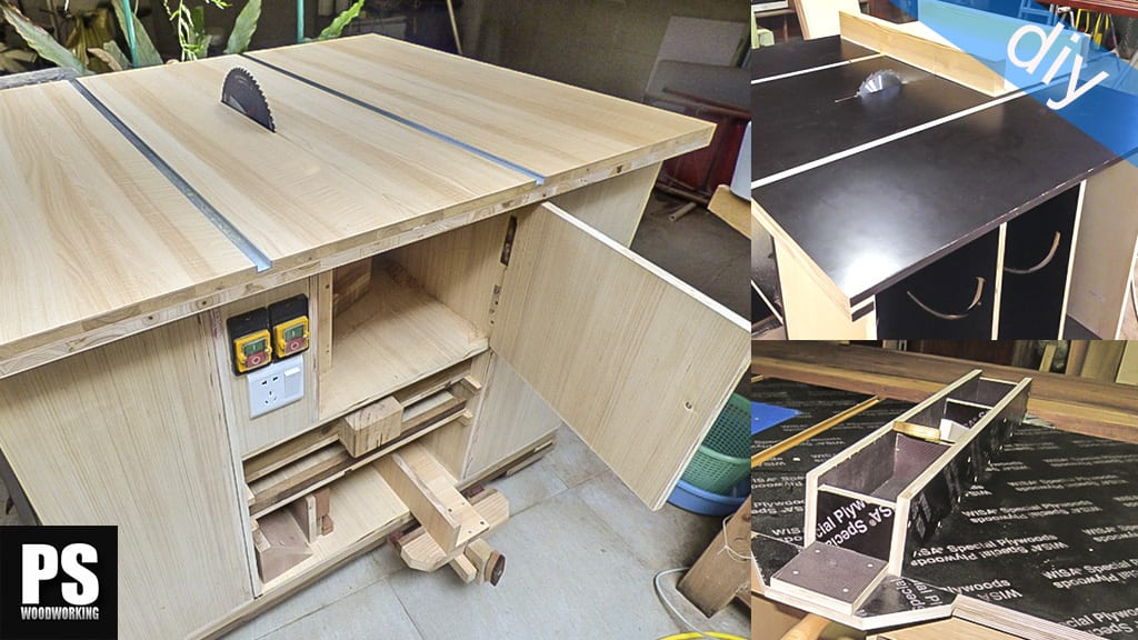 Router & Saw Table Readers Projects