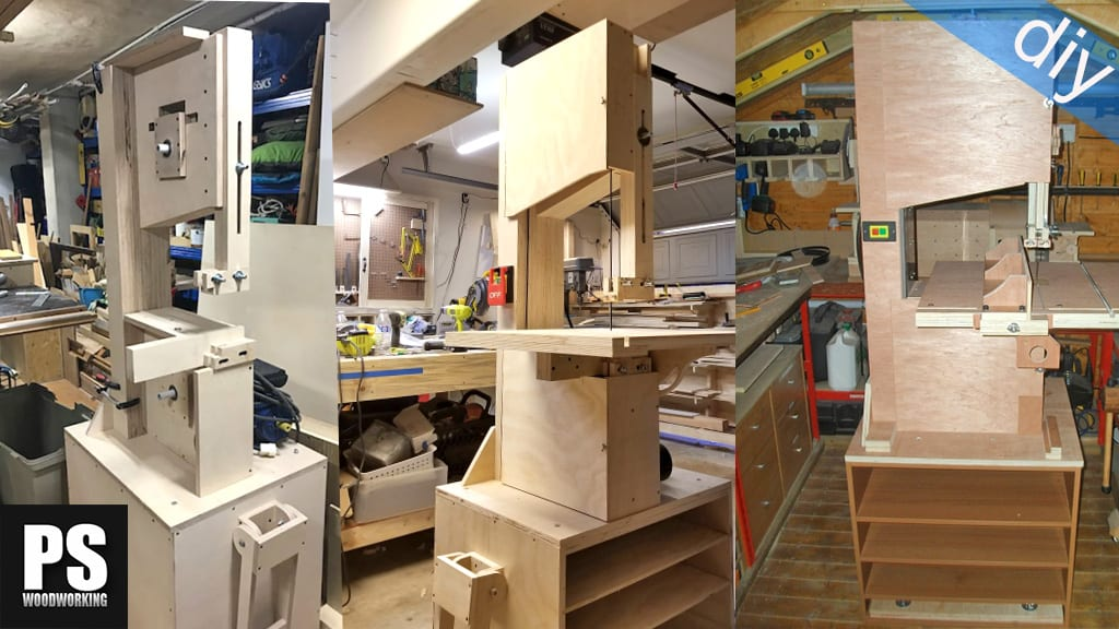 Band Saw Readers Projects