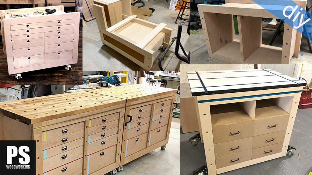 Modular Workbench Readers Projects