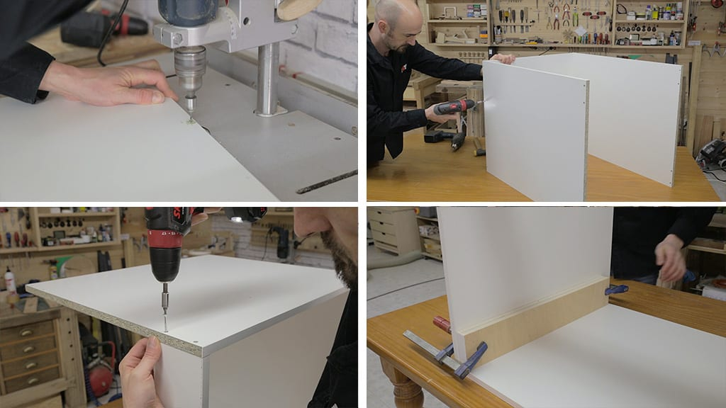 How-assemble-particle-board-cabinets-DIY-kitchen